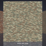 Example of wall texture