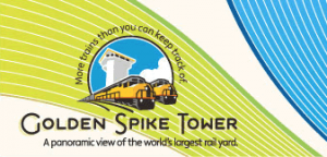 Golden Spike Tower