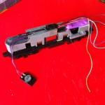 Proto 2000 GP 18 placed decoder