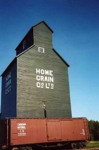 Grain Elevator Home Grain 2